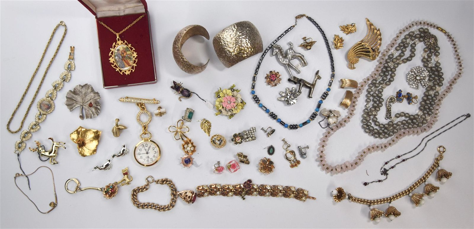Vintage Jewelry Mixed Lot