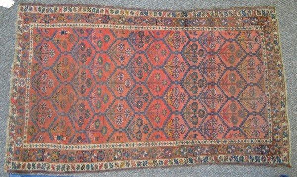 16: 4.11 x 7.9 Turkish rug