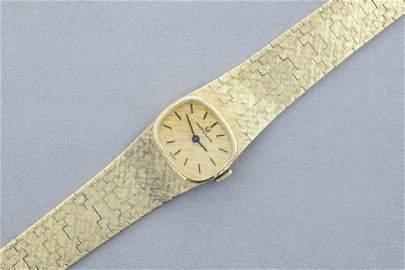 Universal Geneve Ladies 18K Gold Watch