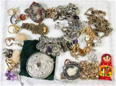 Costume Jewelry Group