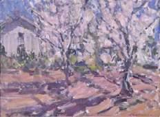 Martin Krumins Impressionist Landscape Painting