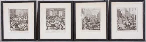 4 William Hogarth The Four Stages of Cruelty