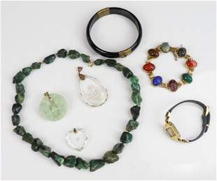 (7) Pc Jewelry Lot