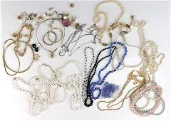 Vintage Fashion Jewelry Lot