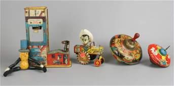 (5) Toys