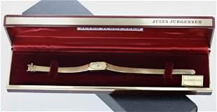 Jules Jurgensen Gold Watch
