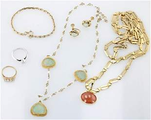 Modern Costume Jewelry Lot
