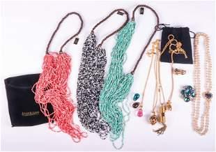 (10) Pc Lot of Joan Rivers Jewelry