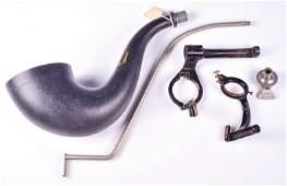 Edison Cylinder phonograph parts