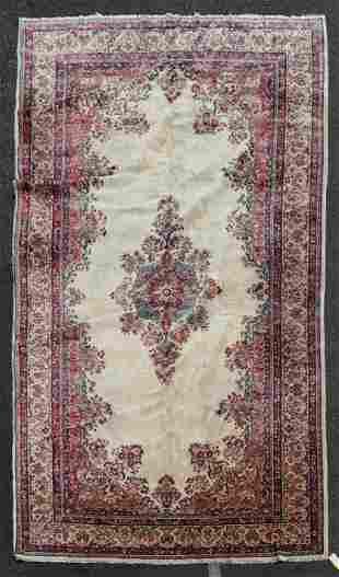 """9' X 16'4"""" Persian Sarouk Rug"""