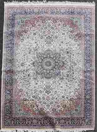 """10'2"""" X 14'3"""" Paki-Persian Tabriz Rug"""