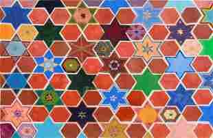 "Joyce Kozloff ""Albuquerque Tile Studies"""