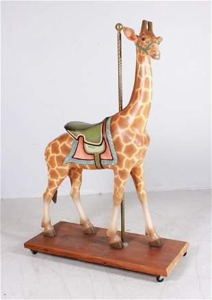 Muller Carousel Giraffe