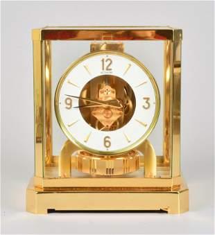 Le Coultre Atmos Shelf Clock