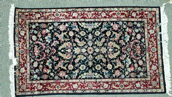 3: 3.0 x 5.0 Indo-Keshan rug