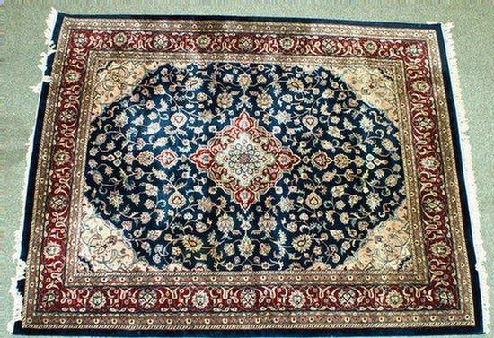 4: 7.8 x 10.0 Indo-Tabriz rug