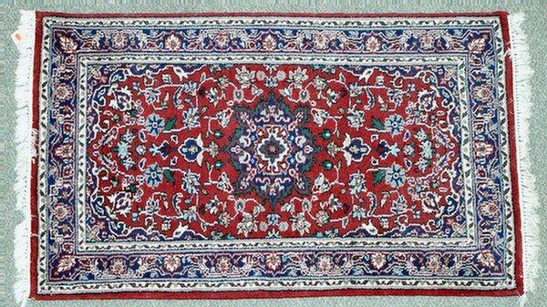 5: 3.0 x 5.0 Indo-Keshan rug