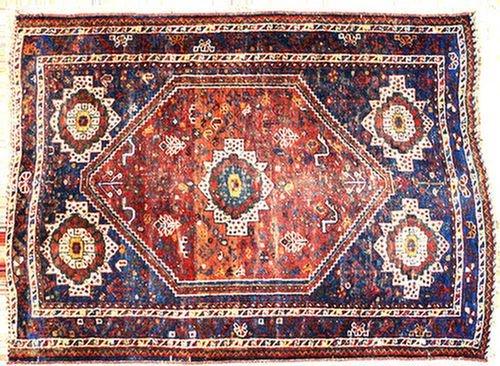 15: 3.10 x 5.0 Kurd rug