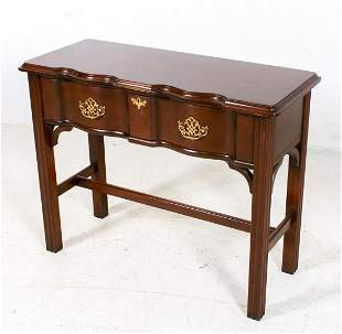 Harden Mahogany Chippendale style console