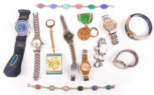 Watch and Bracelet Lot