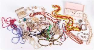 Fashion Beaded Jewelry Lot