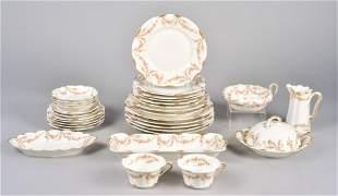 (31) Theo. Haviland Limoges Dinnerware