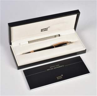 Mont Blanc Starwalker Fine Liner Pen