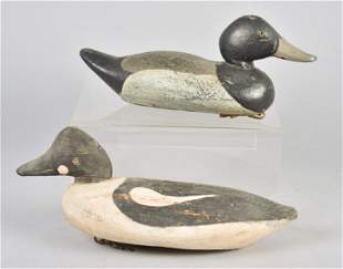 (2) JW Working Decoy and Style