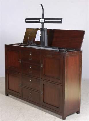 Furnlite Contemporary TV console