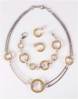 (3) Pc REALM Jewelry TRYST Collection