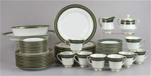 (56) Pcs Noritake Legacy Coventry Dinnerware