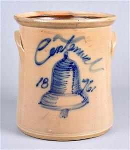 3-Gallon 1876 Centennial Crock