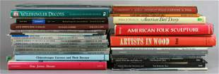 (30+) Books & Catalogues on Decoys & Carving