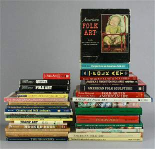 (30+) Books on Folk Art