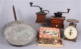 (5) Kitchen Items