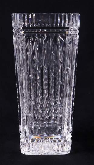 Waterford Crystal Four Seasons Vase