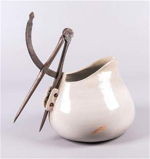 Siglinda Scarpa Pottery Jug