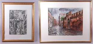 Andrea Pagnacco Painting and Drawing