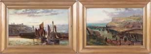 (2) John Syer Marine Paintings