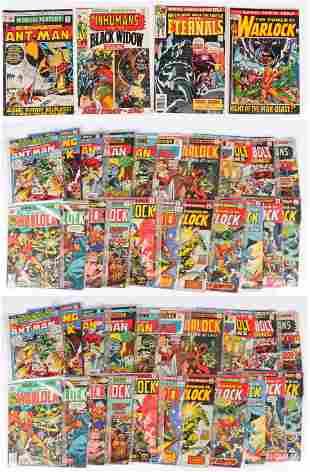 Marvel Comics Silver-Bronze