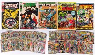 Marvel Dr. Strange and Defenders