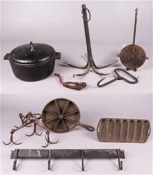 (9) Cast Iron Kitchen Articles