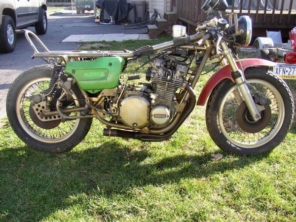103: 1975 Rickman 900 Kawasaki