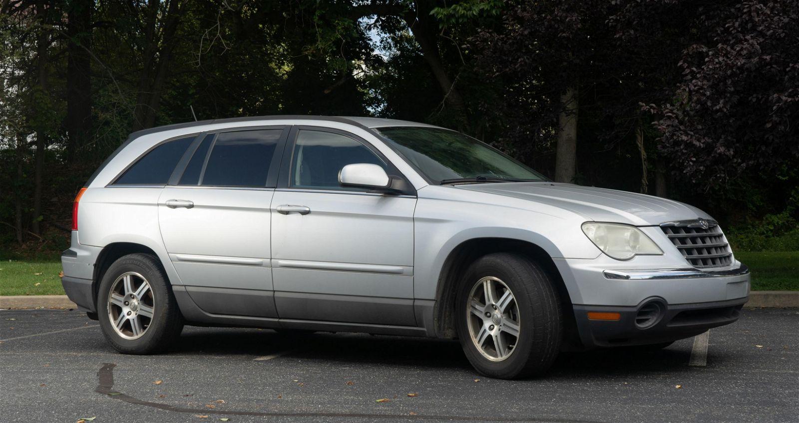 2007 Chrysler Pacifica Touring Wagon/SUV