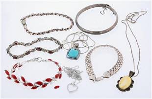 Mix Sterling Silver Lot