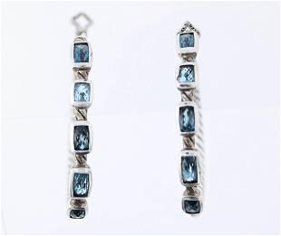 David Yurman Confetti Hoop Earrings