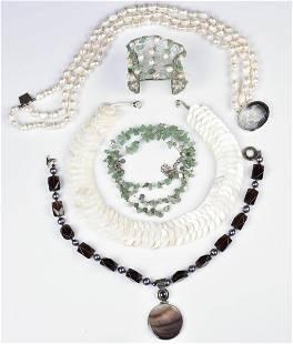 Beaded Jewelry Lot