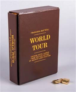 Xavier Barral Francisca Matteoli 'World Tour' Book