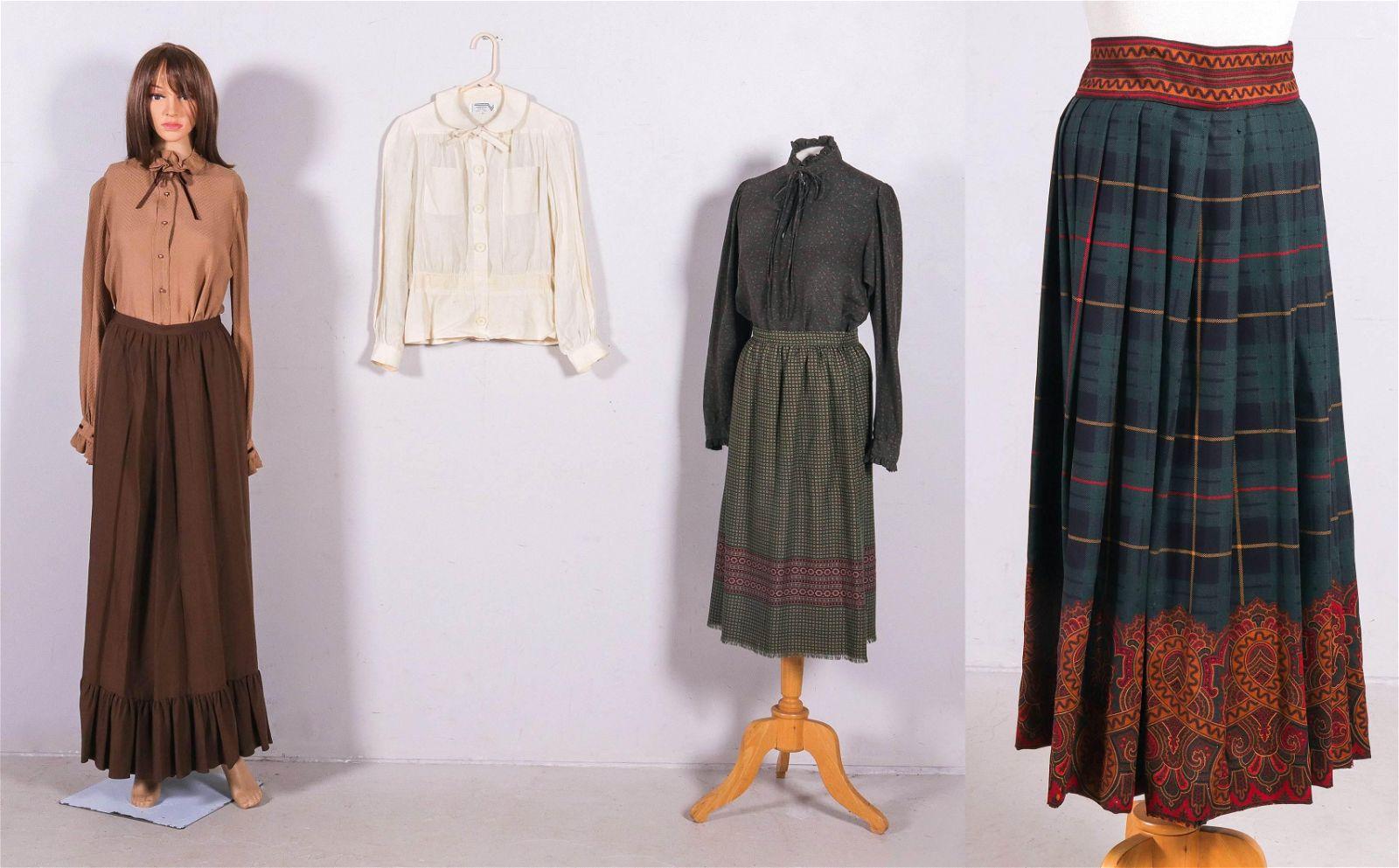 Vintage Valentino, Gloria Sachs and Ralph Lauren