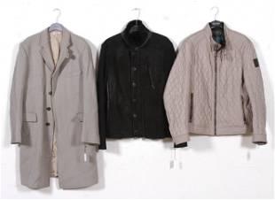 (3) Mens Designer Jackets